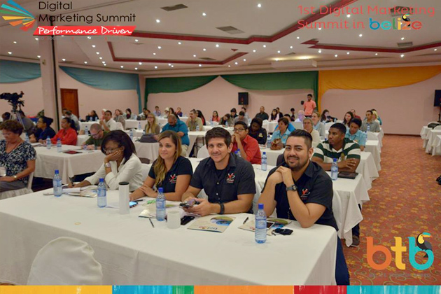 Belize Strengthens Digital Footprint at First Ever Digital Marketing Summit