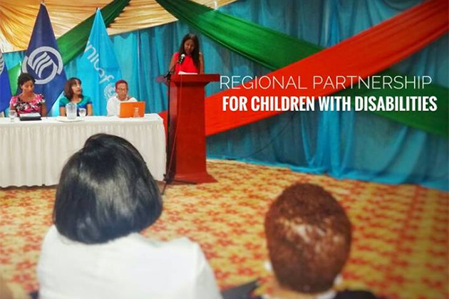 Belize and UNICEF Work on Empowering Children With Disablilities