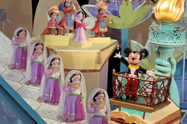 Disney World -It's A Small World