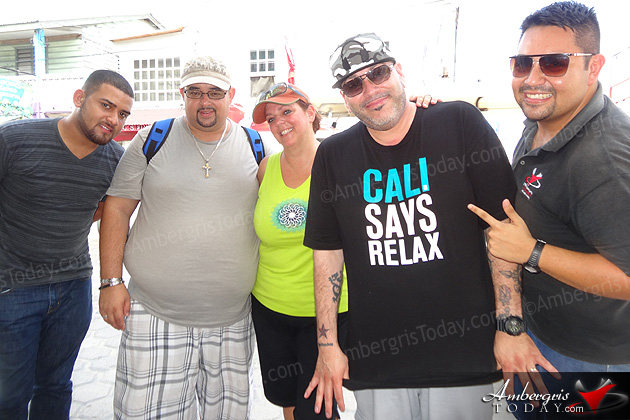 DJ Latin Prince return visit to Belize