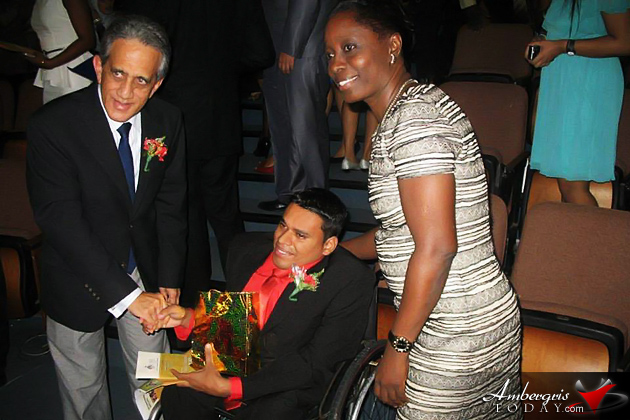 First Belizean with Disability obtains Doctors Degree