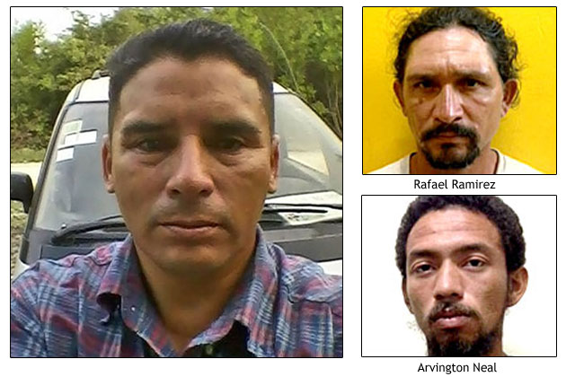 Two Charged for Taximan Trujillo's Murder