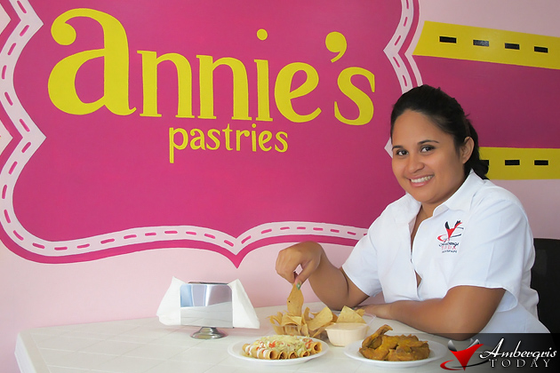 Delicious Snacks at Annies Pastries