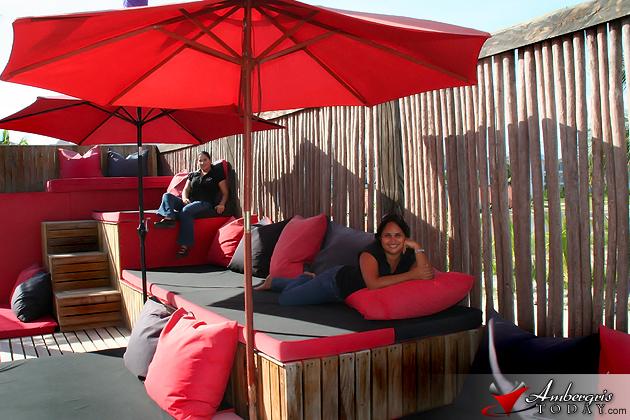 Dorian's Angels Enjoy Kama Lounge