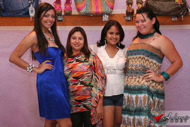Dorian's Angels at Lynn's Boutique