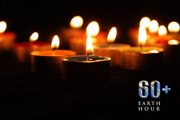 It's time again - Earth Hour 2012