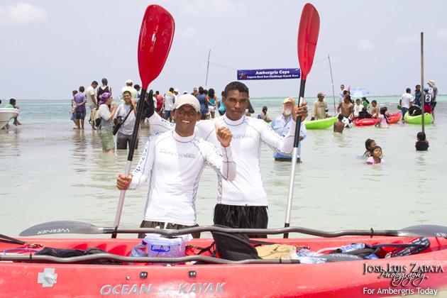Carlos Ramirez & Godfrey Alford, Eco Challenge 2011 Winners