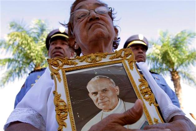 Pope John Paul Beatification