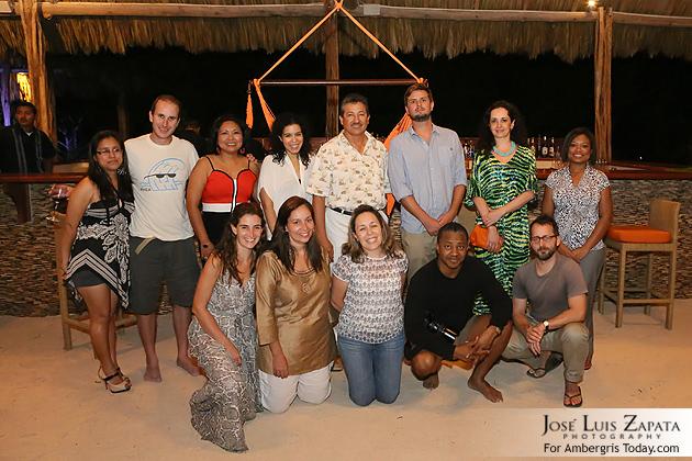 International Magazine Travel Writers visit El Secreto Resort Belize
