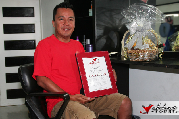Person of the Year 2011 Felix Ayuso