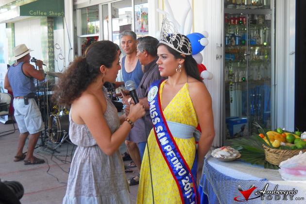 San Pedro at Festival de Cultura del Caribe