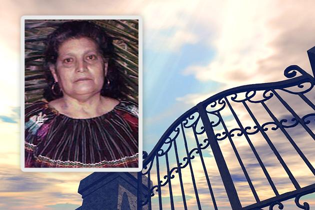 RIP Dona Fina Nuñez