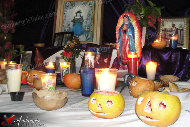 San Pedro Celebrates Los Finados and Day of the Dead