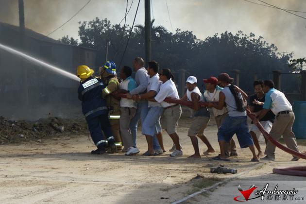 Volunteer Fire Fighters needed