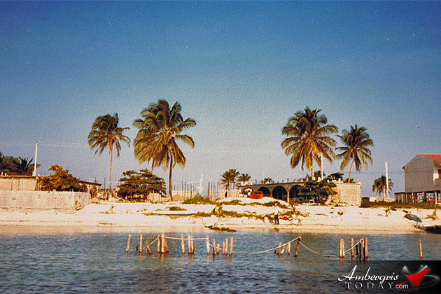 Beginnings of Sunbreeze Hotel and Development South of Ambergris Caye