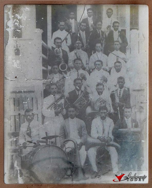 Flashback -La Banda De San Pedro 1820's