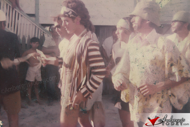 Carnaval Comparsas in San Pedro