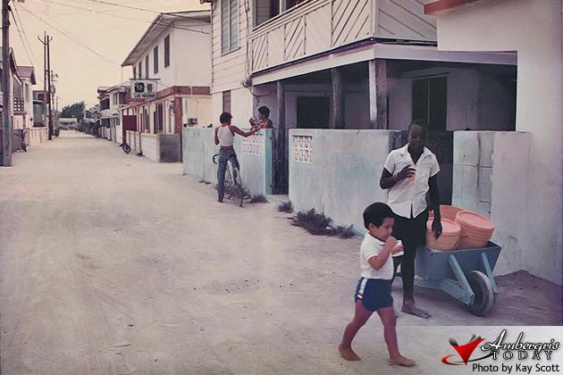 San Pedro 1970's -Pescador Drive