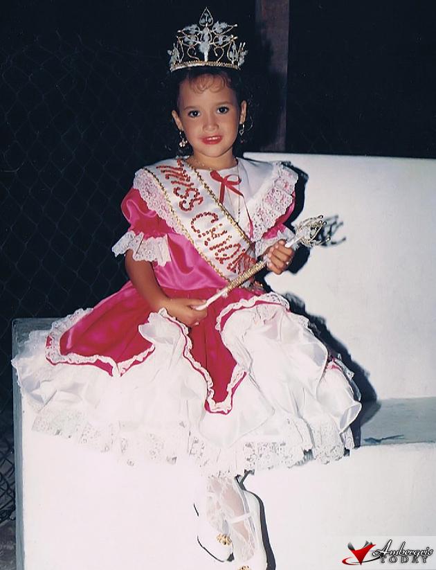 Miss Chiquitita 1996 Jean Seruntine
