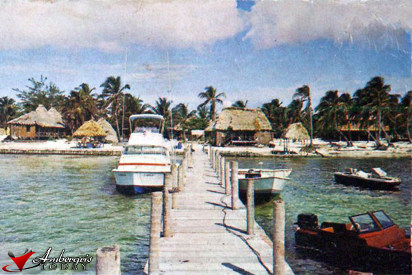 Paradise Hotel set the pace for the development of tourism in San Pedro, Belize