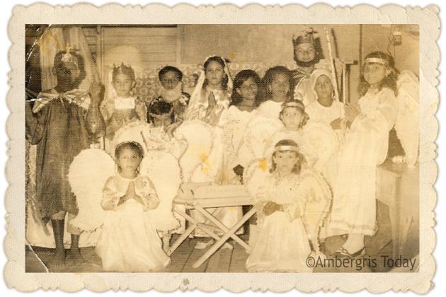 San Pedro Village -Birth Of Jesus Re-Enacted