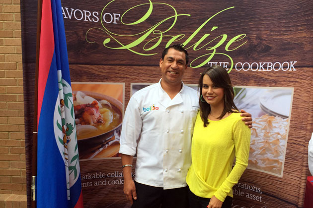 Flavors of Belize & Chef Sean Kuylen Represent Belizean Cuisine at Passport D.C.