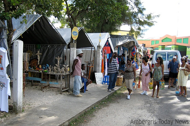 Successful Opening week of the Craft Market at Tourism Zone