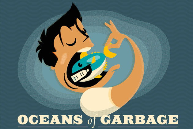 Oceans of Garbage