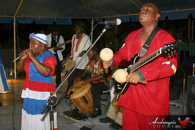 Garifuna Collective To Perform at the International Costa Maya