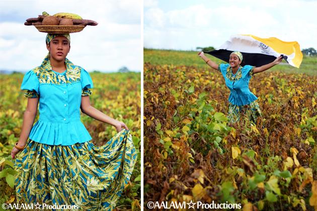 Aalawi Productions Garifuna photo shoot