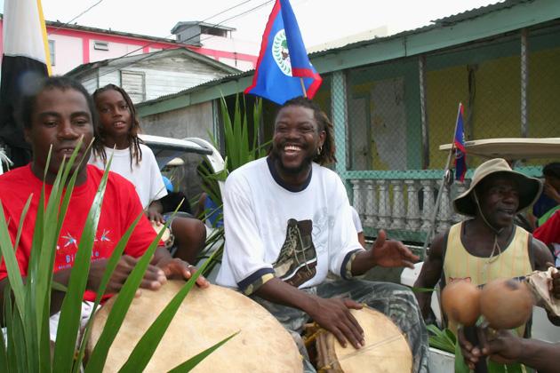 Garifuna Drummers
