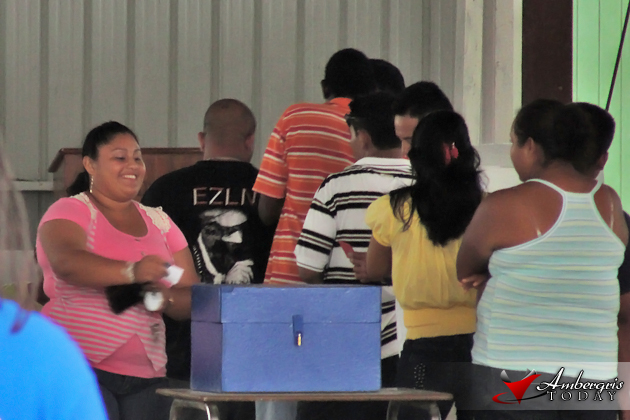 Elections in Belize