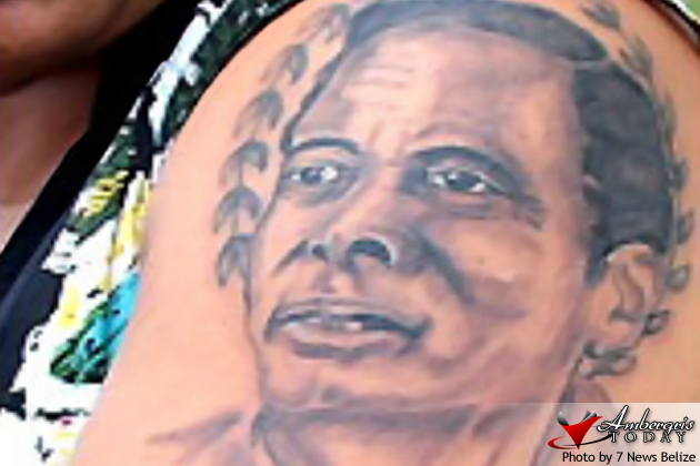 George Cadle Price Tattoo