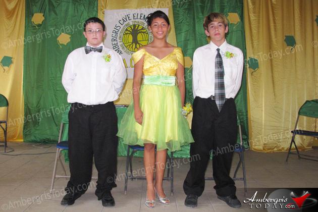 Ambergris Caye Elementary School Graduates