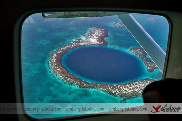 Belize's Great Blue Hole