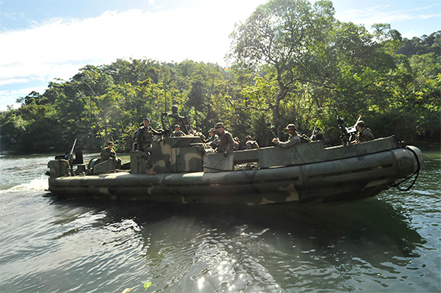 Six Belizeans Detained by Guatemalan Navy