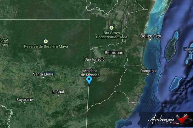 Armed Guatemalan Nationals Enter Belize with Intention to Destroy Conservation P