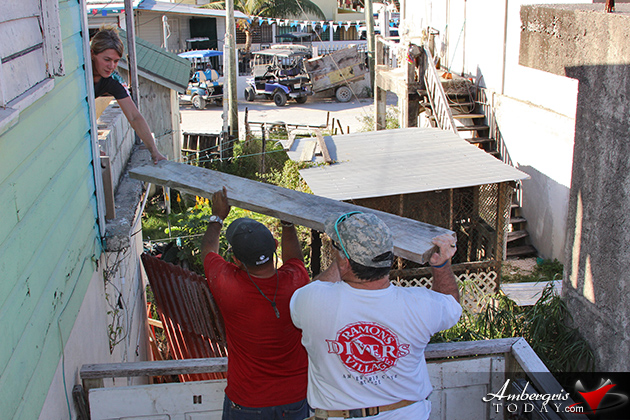 Work Commences for San Pedro Children's Home
