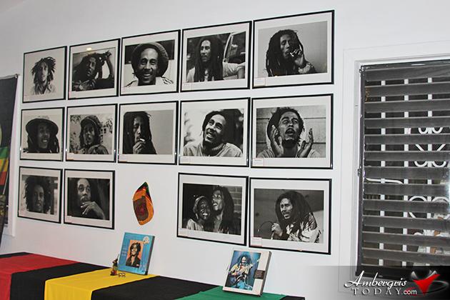 Rastafari Culture Exhibit and Bob Marley Tribute