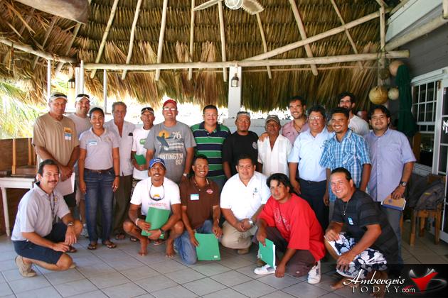 Commercial Species Management Workshop