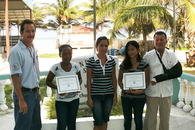 Hol Chan Marine Reserve Awards Scholarship