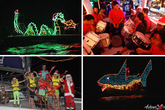 San Pedro Holiday Lighted Boat Parade Cancelled for 2015