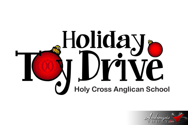 2nd Annual Holy Cross School Toy Drive
