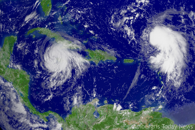 Study: Hurricanes are Clustered Not Random