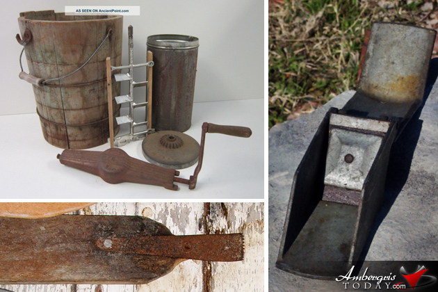 Useful Gadgets Used in Yester Years In The Village of San Pedro