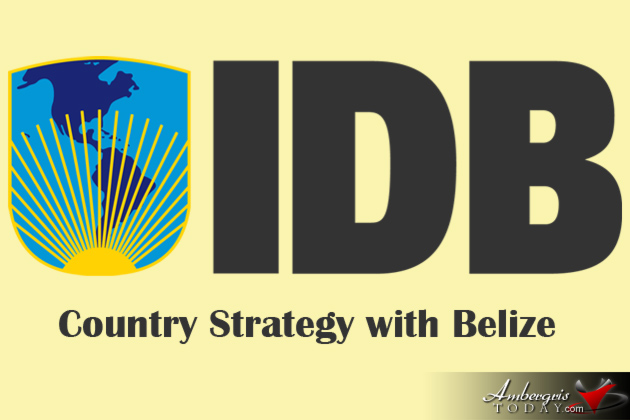 IDB announces new Country Strategy with Belize for 2013-2017
