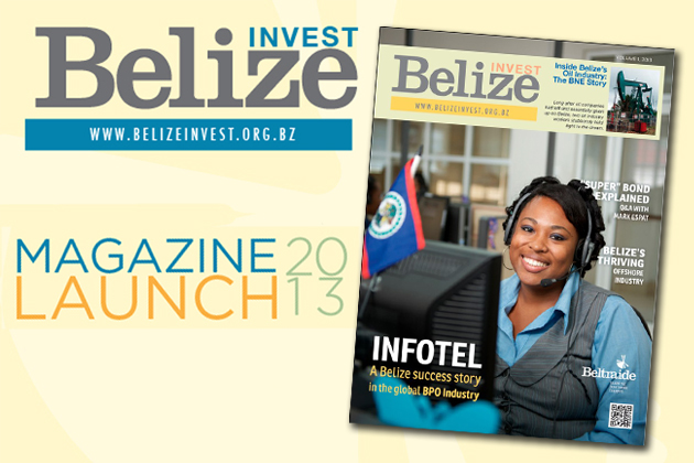 BELTRAIDE and Idealab officially LAUNCH Belize's First Investment Magazine!