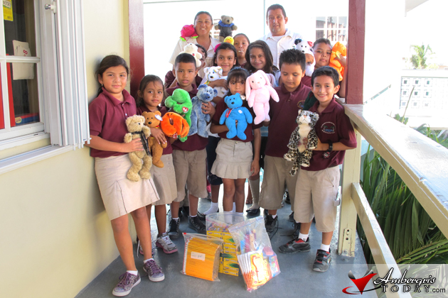 Beanie Babies for Students of IBES