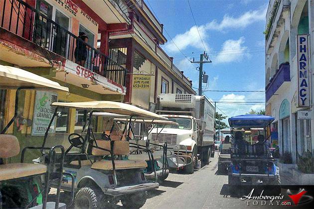 Tourist complain about San Pedro, Belize losing its island charm