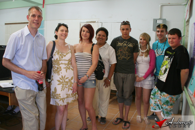 Cornwall College Heads of Faculty & Students Visit SPHS